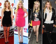 Ashley Benson. Rock girlie #fashion #style