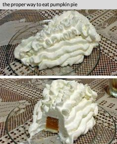 with REAL whipped cream! none of that greasy cool whip shit!