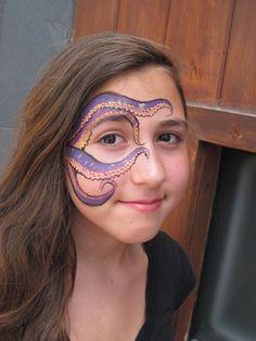 Octopus https://www.facebook.com/faces.by.juliet