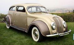 1934 DeSoto Brougham Airflow