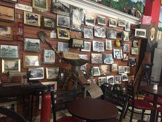 Cafe Utopia pared del recuerdo en Ponce Puerto Rico