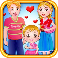 baby hazel valentine's day - games-baby movie