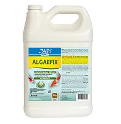 Algaefix effectively controls green water algae blooms and blanketweed in ponds and water gardens. This is a fish and plant safe algaecide that keeps pond and water gardens clear by controlling green...