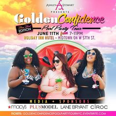 events to attend - golden confidence pool party