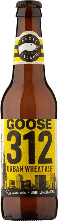 Goose Island 312 Urban Wheat Ale (355ml) | Compare Prices, Buy Online | mySupermarket