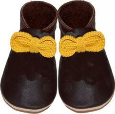 Organic baby slippers Bellio