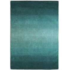 Ombre Rug - Malachite, pier one also available Carpet Flooring, Rugs On Carpet, Brown Couch Living Room, Clearance Rugs, Indoor Rugs, Blue Ombre, Creative Decor, Malachite, Home Decor Items