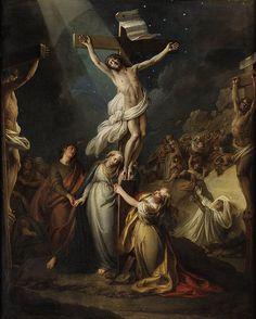 The Crucifixion (Charles-Antoine Coypel IV)