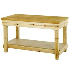 A 7 in These robust benches offer a solid Sizes and Customization at no charge DIY Custom Workbench Wooden Shelf Garage Shop Workshop