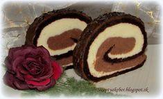 Mamka varí  ♥                     : ZAMATOVÁ ROLÁDA Rolls, Cookies, Chocolate, Blog, Basket, Author, Crack Crackers, Buns, Biscuits