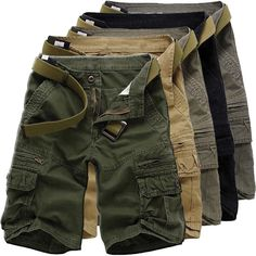 Soul Star® Brighton Mens Cargo Shorts | UnderGear | In The Closet ...