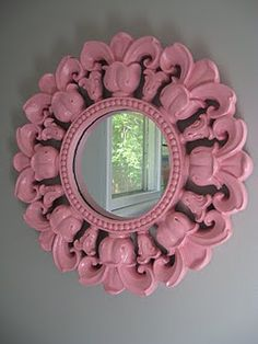 Repainted Mirror at She is My Sister