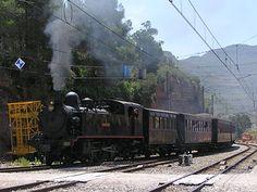 Línia Llobregat-Anoia - Trens històrics