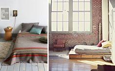 Decofilia Blog | 30 ideas de decoración de dormitorios con camas bajas
