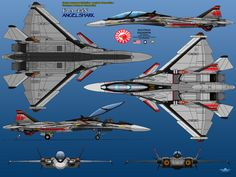 Scarface One, also known as Phoenix, was a famed mercenary pilot who served in various battlefields in Usea. In early the Scarface unit . Advance Aquila Scarface One Stealth Aircraft, Fighter Aircraft, Military Aircraft, Fighter Jets, Macross Valkyrie, Sukhoi, Shark, Deviantart, Butterfly
