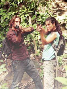 Sawyer & Kate