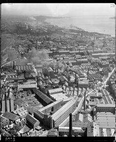 Jute Industry, Dundee, 1947