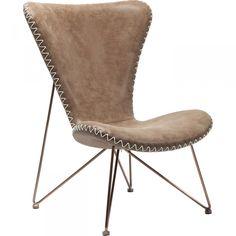 Stuhl Miami Braun - Möbel - KARE Design