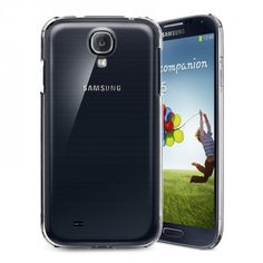 Funda Galaxy S4 Spigen SGP Case Ultra Thin Air Series - Transparente