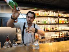 Bars in München Plüschig, aber modern