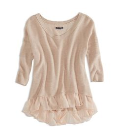 AE Party Sweater   American Eagle Outfitters