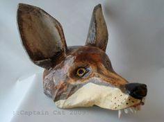Coyote Mask