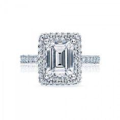 Tacori engagement ring - YES please!