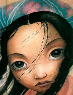 Benjamin Lacombe, Melodía en la ciudad Cute Illustration, Watercolor Illustration, Pop Surrealism, Art Graphique, Painting Lessons, Street Art Graffiti, Illustrations And Posters, Conte, Dark Art