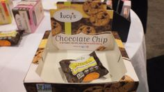 Now you can get @Lucy's cookies in individual serving size!