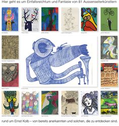 Welcome to a collection of outsider art Web Gallery, Outsider Art, The Outsiders, Presents, Kids Rugs, Artist, Inspiration, Kunst, Gifts