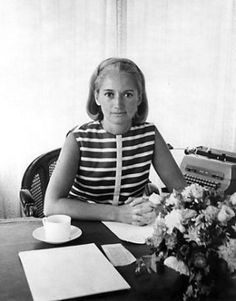 Mary Wells, the real-life Peggy Olson of MadMen style advertising (via Bitch Magazine)