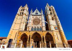 Catedral de León #Spain