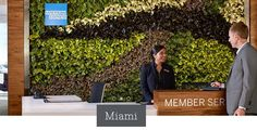 """American Express Centurion Lounge in Miami Experiencing """"A Lot of Abuse"""""""