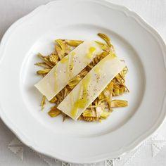 Raw Artichoke Salad Recipe | Insalata di Carciofi | Rita Sodi | Alta Editions
