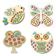 Kid's Handmade Charlotte Stitchables