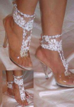 Summer bridal shoes #TNWS