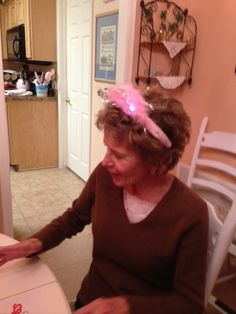 Bunco Queen Lilly