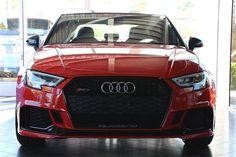 BRAND NEW 2019 Audi RS 3 2.5T 0 4D Sedan 2.5L I5 Turbocharged DOHC 20V ULEV II 400hp 7-Sp 2184 . NEW GENERATIONS. WILL BE MADE IN 2019.  НОВИНКА. НОВОГО ПОКОЛЕНИЯ. Начало производства в 2019 году.