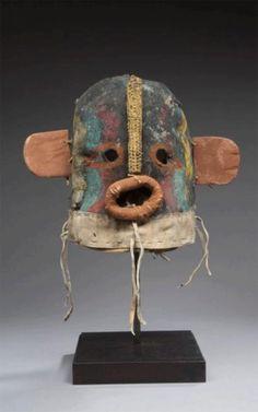 Hopi kachina masks