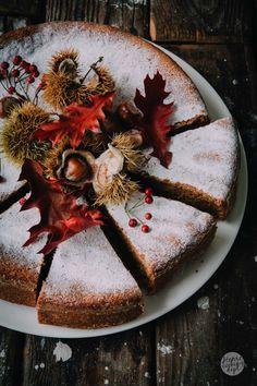 Kastanje recept voor een bijzonder lekkere Italiaanse chocoladetaart