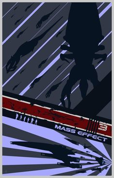 Mass Effect 3 Poster I originally made for a Illustration final for school. This was the first one of the series that I made, I was directly inspired by. Mass Effect 3 Poster Video Game Art, Video Games, Mass Effect Characters, Mass Effect Art, Mass Effect Universe, Commander Shepard, Sr1, Comic Games, Mortal Kombat