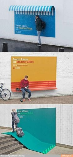 Smart IDEAS for Smarter Cities IBM ad