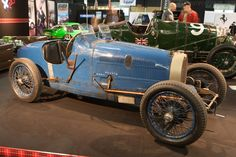 Bugatti Type 37A - 2013 Retromobile