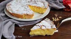 Torta della Nonna senza glutine ricetta facile con video tutorial. Un dolce goloso perfetto da preparare in ogni occasione.
