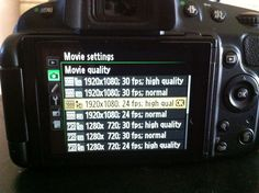 tips and tricks for shooting video with the nikon d3100 d5100 rh pinterest com Nikon D3100 Cheat Sheet Manual Mode Nikon D3100