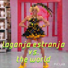 Just One More Something Before You Go Mama Laganja Estranja, OKAY?