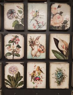 Add SPRING colour and flowers to your Sid collection! Crafted Decor is one of the largest Sid Dickens retailers in Canada - stocking the entire current collection as well as many RETIRED tiles.