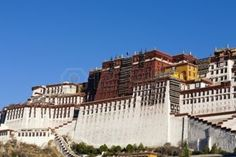 The Potala Palace in Lhasa is located has been the main residence of the Dala Lama until what 14ME Dala Lama fled Dharamsala, India, during the uprising tib tain 1959.