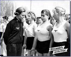Nazi Women #WWII