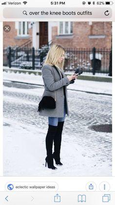 c98297e320a88 16 mejores imágenes de botas altas de mujer